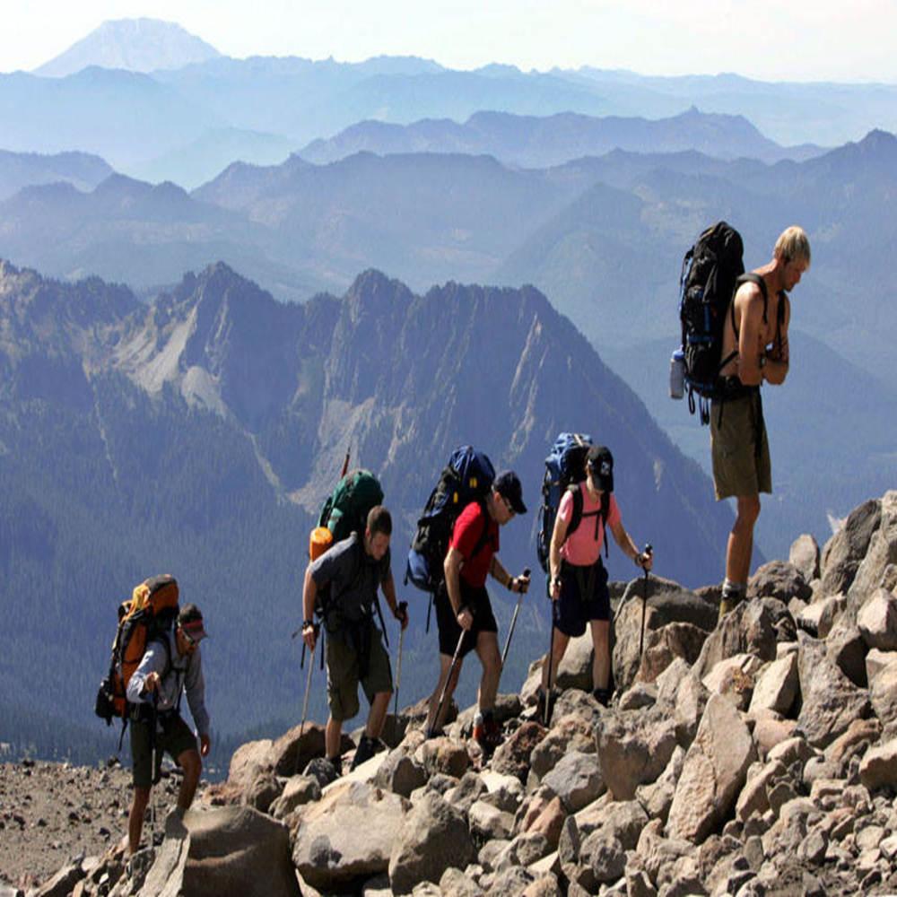 sirimon route trekking